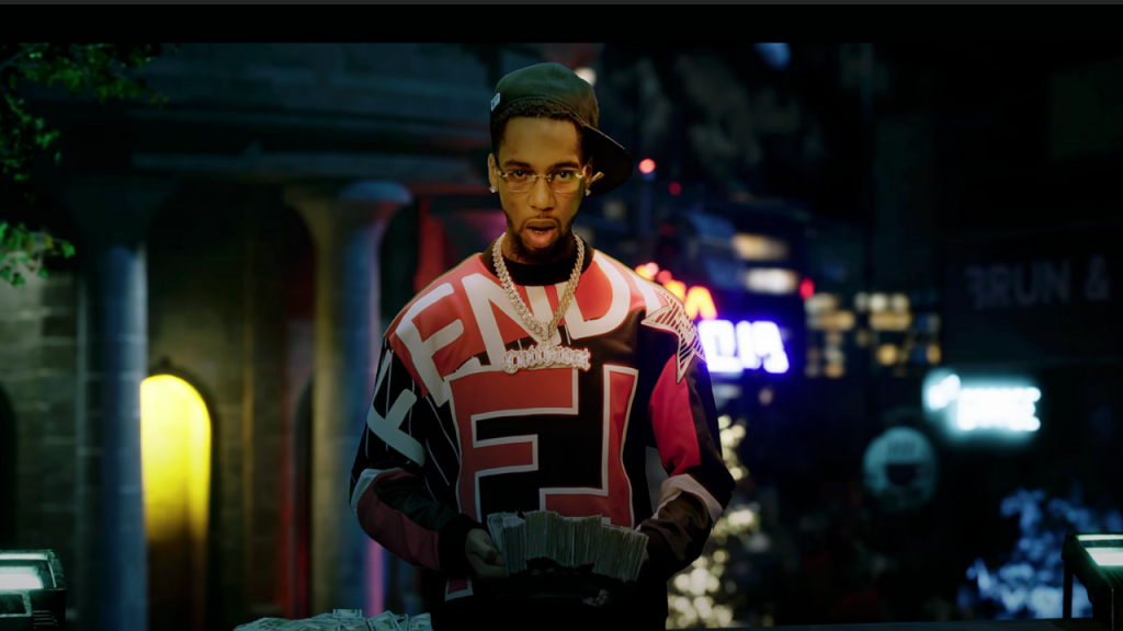 """Key Glock Pulls Off Bank Heist In """"Ambition For Cash"""" MusicVideo"""